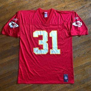 Kansas City Chiefs Holmes #31 Jersey